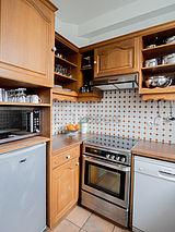 House Hauts de seine - Kitchen