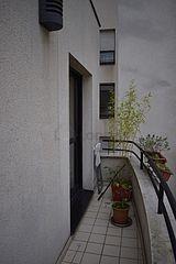 Apartment Paris 18° - Terrace
