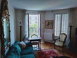 アパルトマン パリ 5区 - リビングルーム