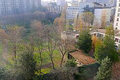 アパルトマン パリ 13区 - テラス