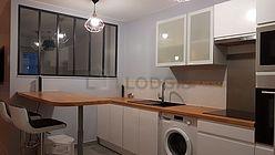 アパルトマン パリ 13区 - キッチン