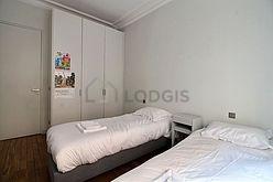Apartment Paris 7° - Bedroom 2