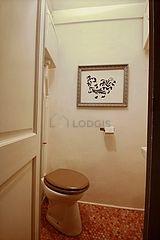 Apartment Paris 4° - Toilet