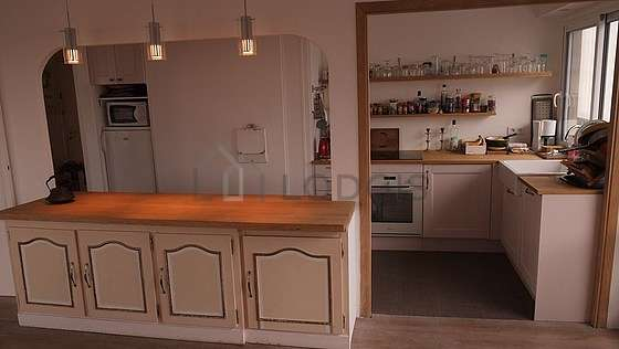 Kitchen of 8m²