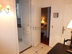 アパルトマン パリ 16区 - 玄関