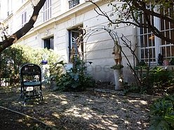 アパルトマン パリ 16区 - 庭