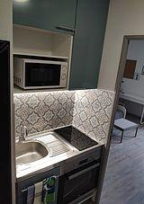 Wohnung Hauts de seine - Küche
