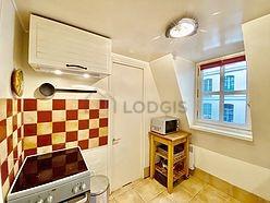Duplex Paris 4° - Kitchen