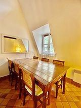 Duplex Paris 4° - Living room