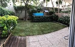 Apartment Paris 12° - Yard