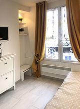 アパルトマン パリ 2区 - リビングルーム