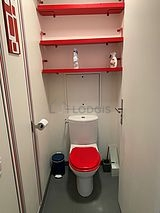 Apartment Haut de seine Nord - Toilet