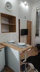 Wohnung Paris 12° - Küche