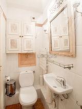 Wohnung Paris 6° - Badezimmer 2