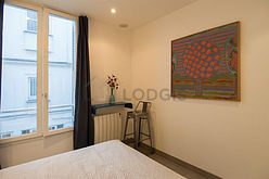 Apartment Paris 8° - Bedroom