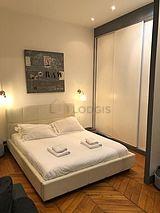 Appartement Paris 3° - Alcove