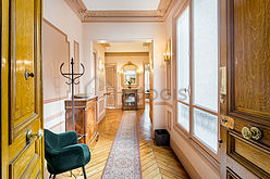 Apartment Paris 8° - Entrance