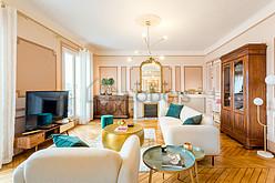 Apartment Paris 8° - Living room  2