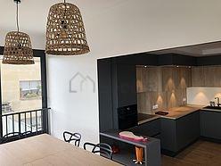 duplex Parigi 16° - Cucina
