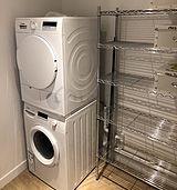 duplex Parigi 16° - Laundry room