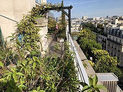 Duplex Paris 16° - Terrace