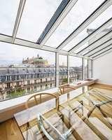Дуплекс Париж 2° - Гостиная
