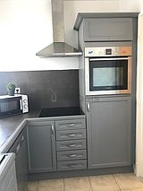 Квартира ESSONNE - Кухня