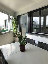 Apartamento ESSONNE - veranda