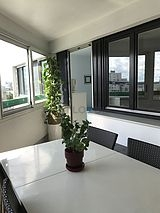 Appartamento Hauts de Seine - Veranda