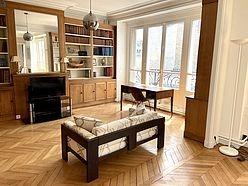 Apartment Paris 16° - Library