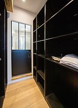 Apartamento París 3° - Guardarropa