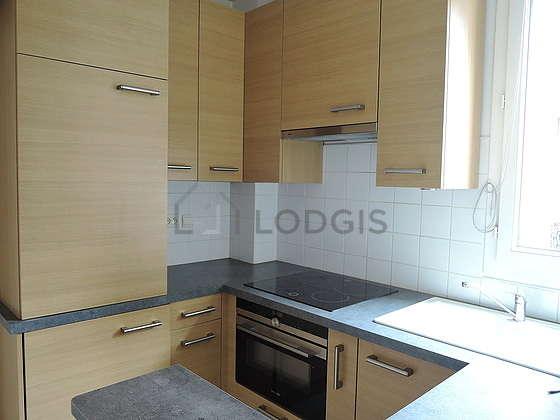 Kitchen of 4m²