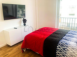 Apartment Paris 16° - Bedroom 3