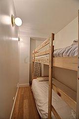 デュプレックス パリ 5区 - ベッドルーム