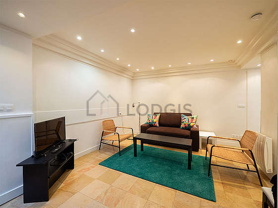 Large living room of 22m²