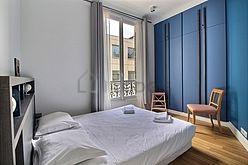 Квартира Париж 8° - Спальня