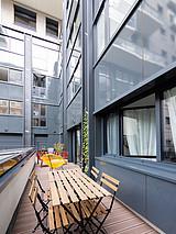 Apartamento Paris 14° - Terraça