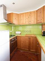 公寓 巴黎17区 - 廚房