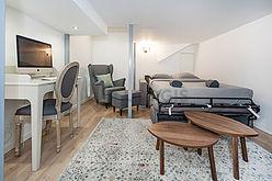 デュプレックス パリ 5区 - リビングルーム