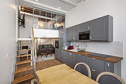 デュプレックス パリ 5区 - キッチン
