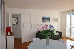 公寓 Yvelines - 客廳