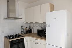 Wohnung Yvelines - Küche