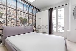 雙層公寓 巴黎12区 - 房間