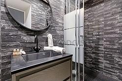 雙層公寓 巴黎12区 - 浴室