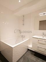 Apartamento Paris 15° - Casa de banho 2
