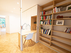 Apartamento Paris 15° - Escritório