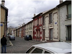 独栋房屋 Seine st-denis - 客厅