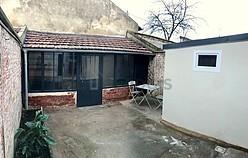 家 Seine st-denis - テラス
