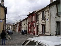 家 Seine st-denis - リビングルーム