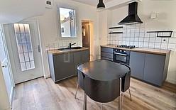 家 Seine st-denis - キッチン